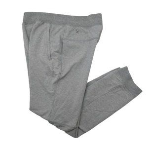 Lululemon Athletic Gray Sweat Track Pants Joggers